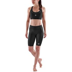 Skins Series-3 Half Tights Women, zwart